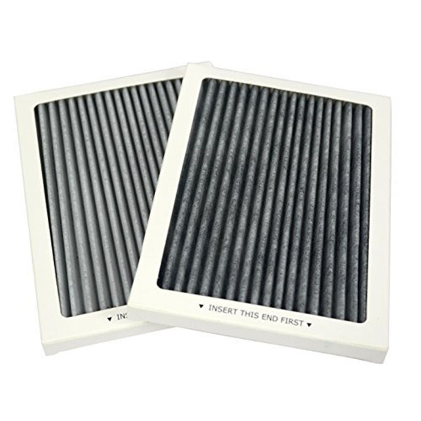 Universal Air Filter Twin Pack