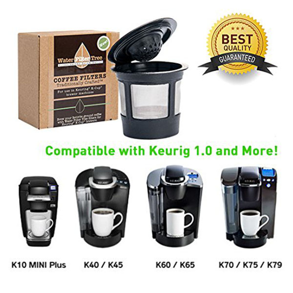 Best Reusable K Cup Compatible Keurig 1.0